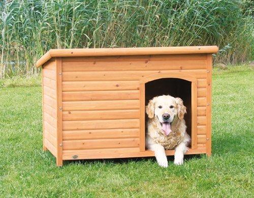 Casa para perros mascotas madera extra grande vv4 - Casa de perro grande ...