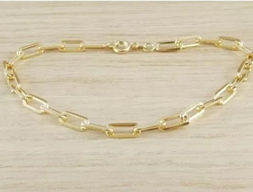 ed62a01ec7b masculina ouro pulseira · pulseira masculina cartier 20cm 4 ...