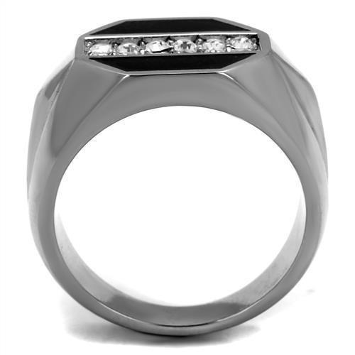 masculino aço anel