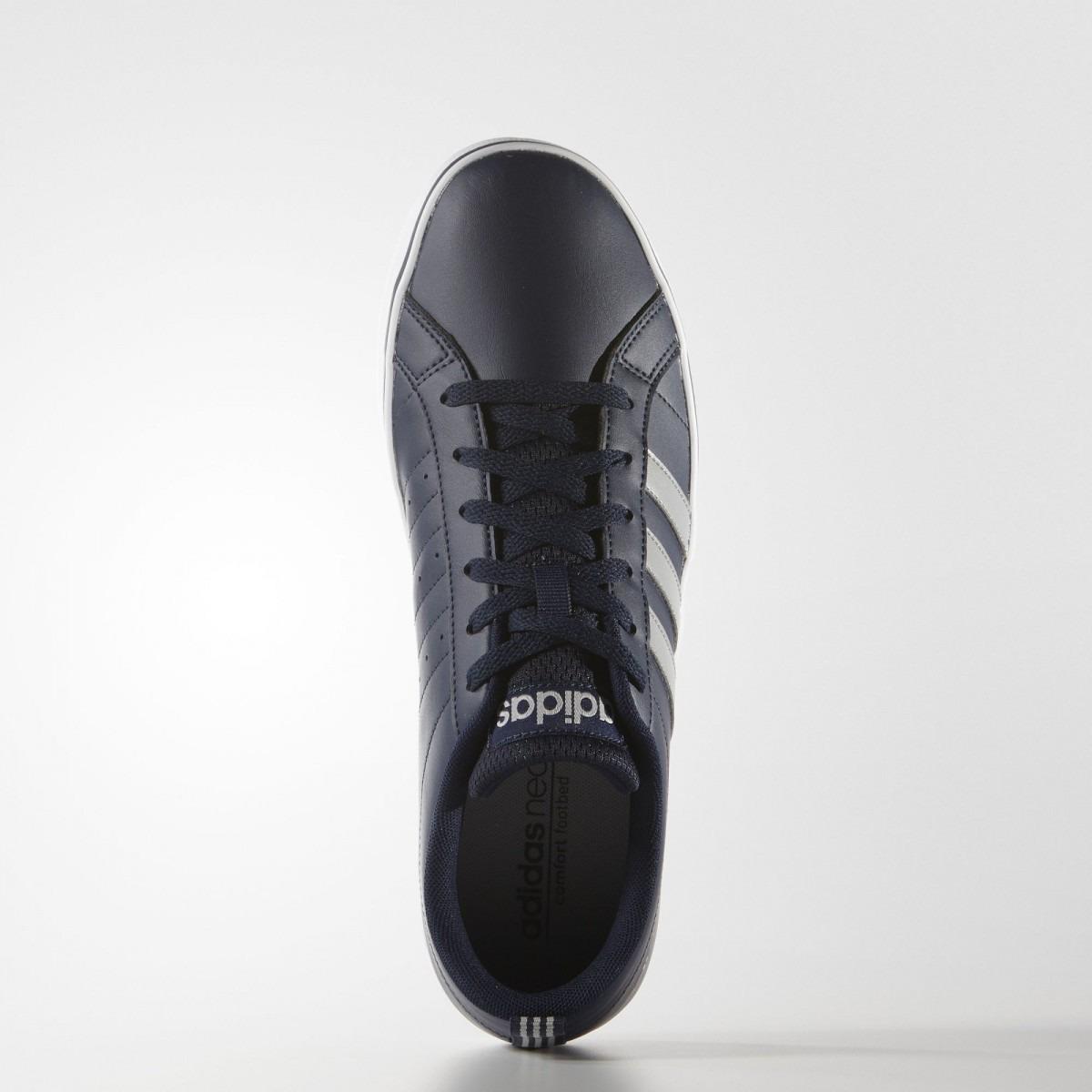 9327eab66a4 Carregando zoom... tênis masculino adidas pace vs couro sintético aw4596