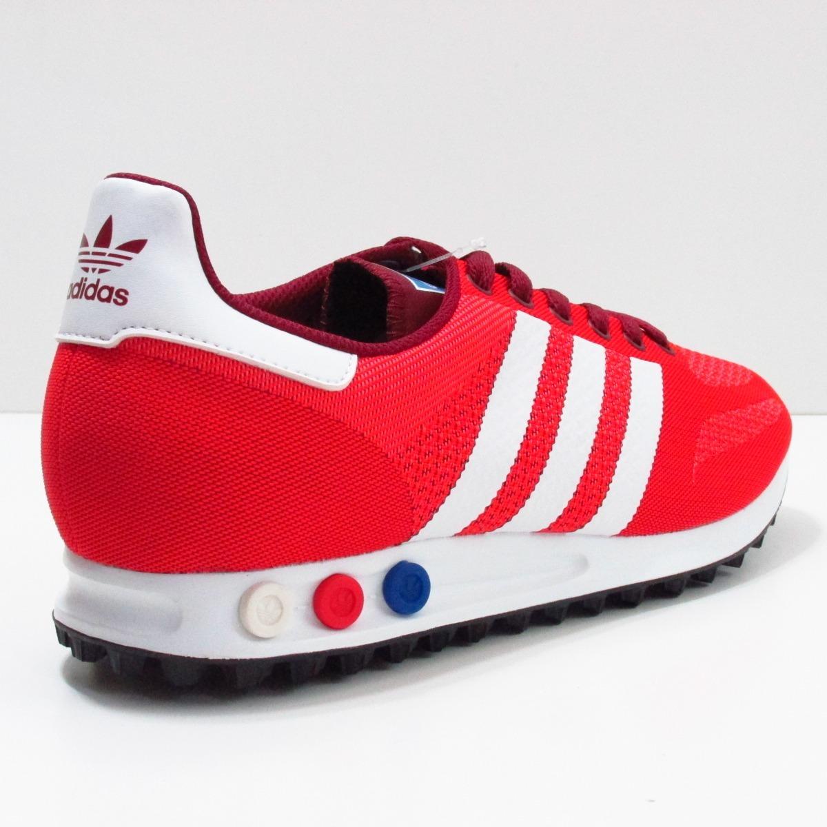 Carregando zoom... tênis masculino adidas originals la trainer produto  europeu 706de91a5c94b