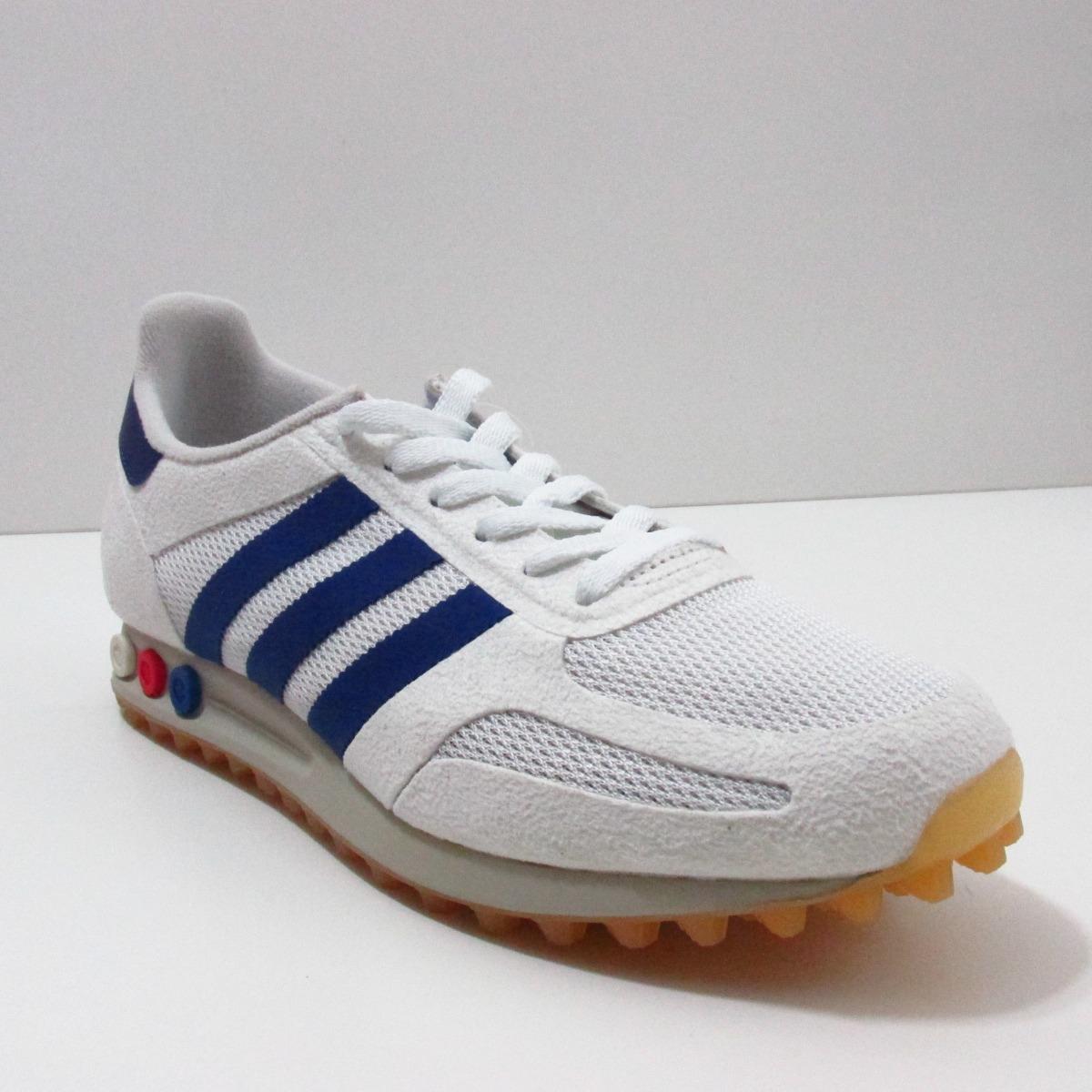 Carregando zoom... 2 tênis masculino adidas originals la trainer produto  europeu 53c14b7f54fe0
