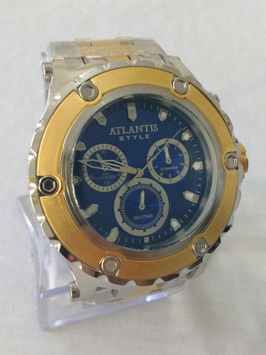 masculino atlantis relógio