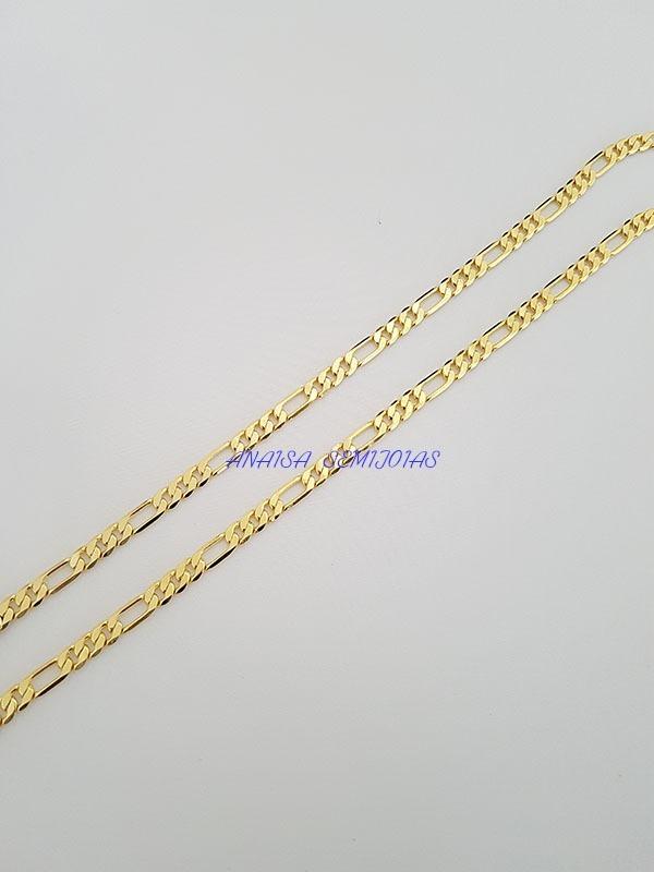 86c5f053a6283 Carregando zoom... corrente colar cordão latina masculino banhado ouro 18k