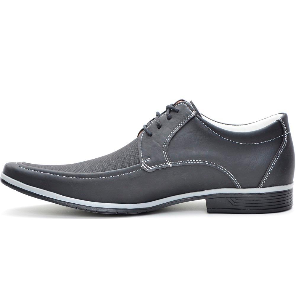 ce26d41b66 Carregando zoom... sapato masculino social casual sapatenis cadarço dhl  calçado