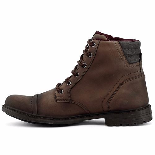 masculino calçados bota coturno