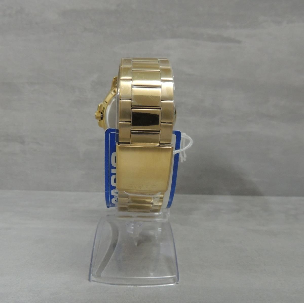 d59251bf0bd Lançamento Relógio Masculino Casio Mtp-vd01g-9evudf (nf) - R  194