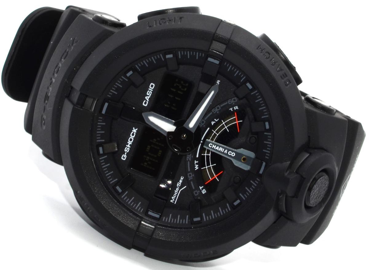 972bcd048aa Carregando zoom... relógio masculino casio g-shock ga-500 lancamento