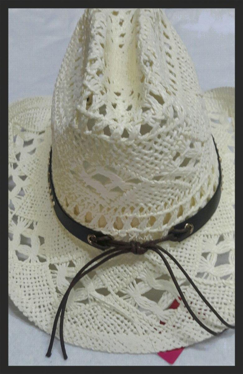 Carregando zoom... 4 chapéu masculino branco tipo palha country cowboy pião 70ed9c863d3