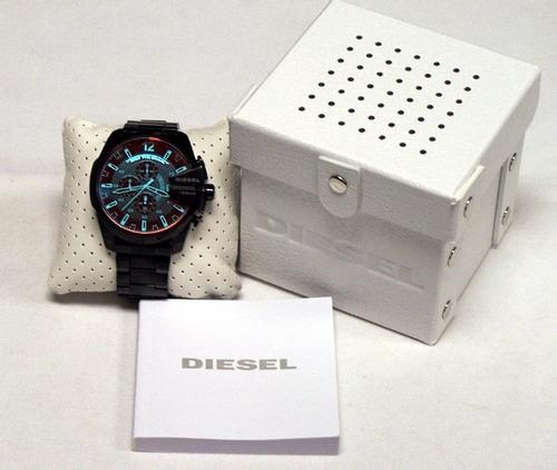 masculino diesel relógio