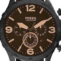 9286264c562 Relógio Fossil Masculino Fossil Jr1487 Nate - R  740