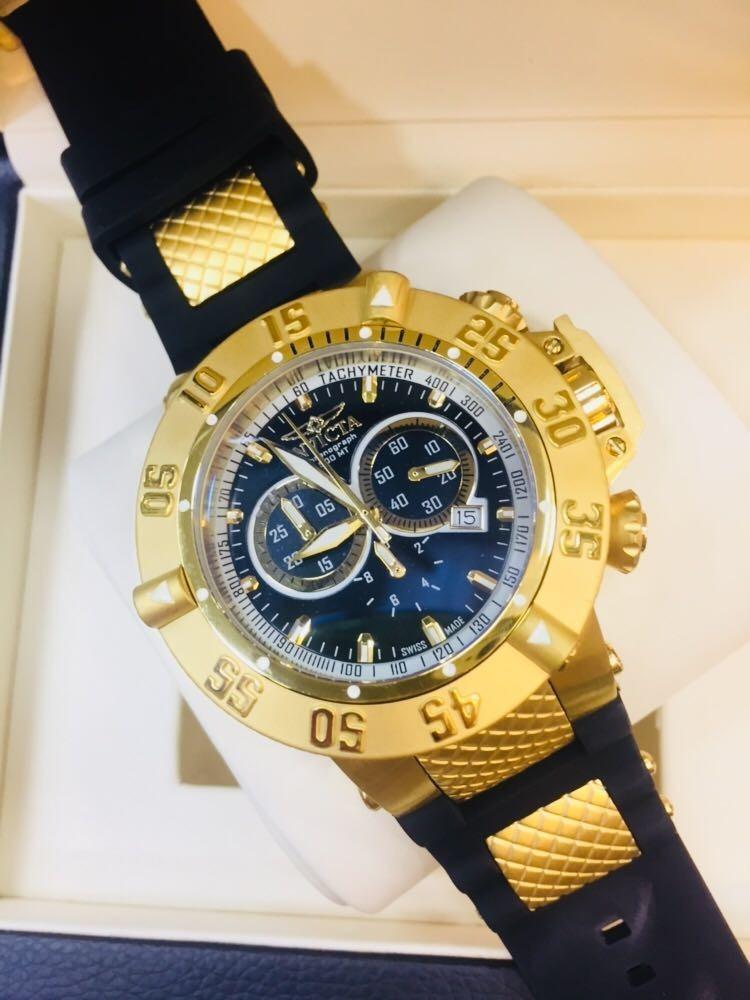 b6eef0dbec6 Relógio Masculino Invicta Subaqua Noma 3 Com Frete Grátis - R  1.259 ...