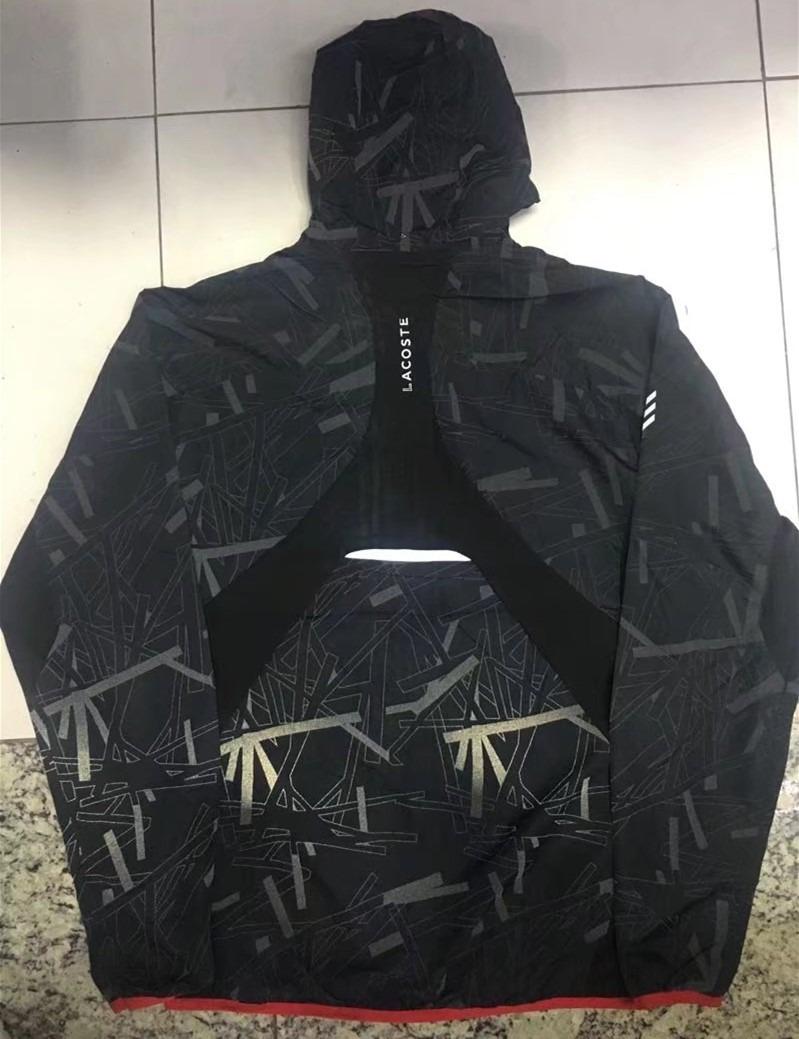 Carregando zoom... blusa de frio lacoste masculino jaqueta corta vento ! efcda025b4