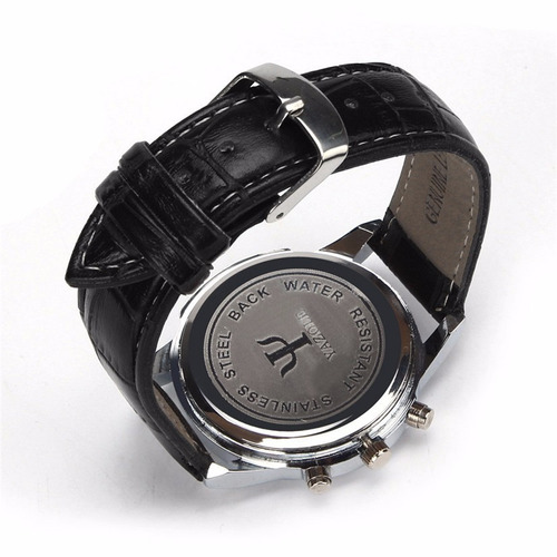 d8d5abc7e6e masculino marca relógio. Carregando zoom... relógio masculino importado  clássico de marca yazole barato