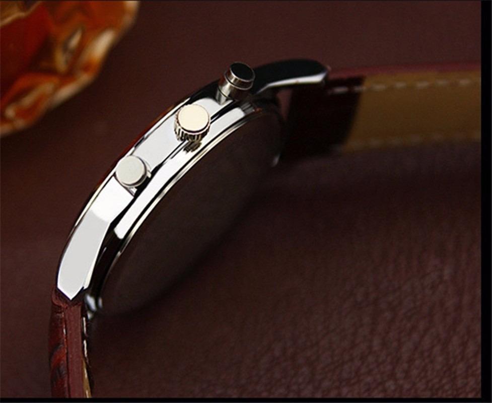 edd0dd7054b Relógio Social Masculino De Marca Yazole (importado) Barato - R  44 ...