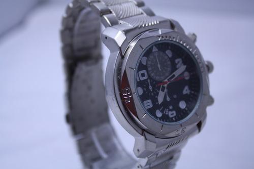 5a8a957965e Relógio Masculino Relogs Aço Masculino Oportunidade - R  49