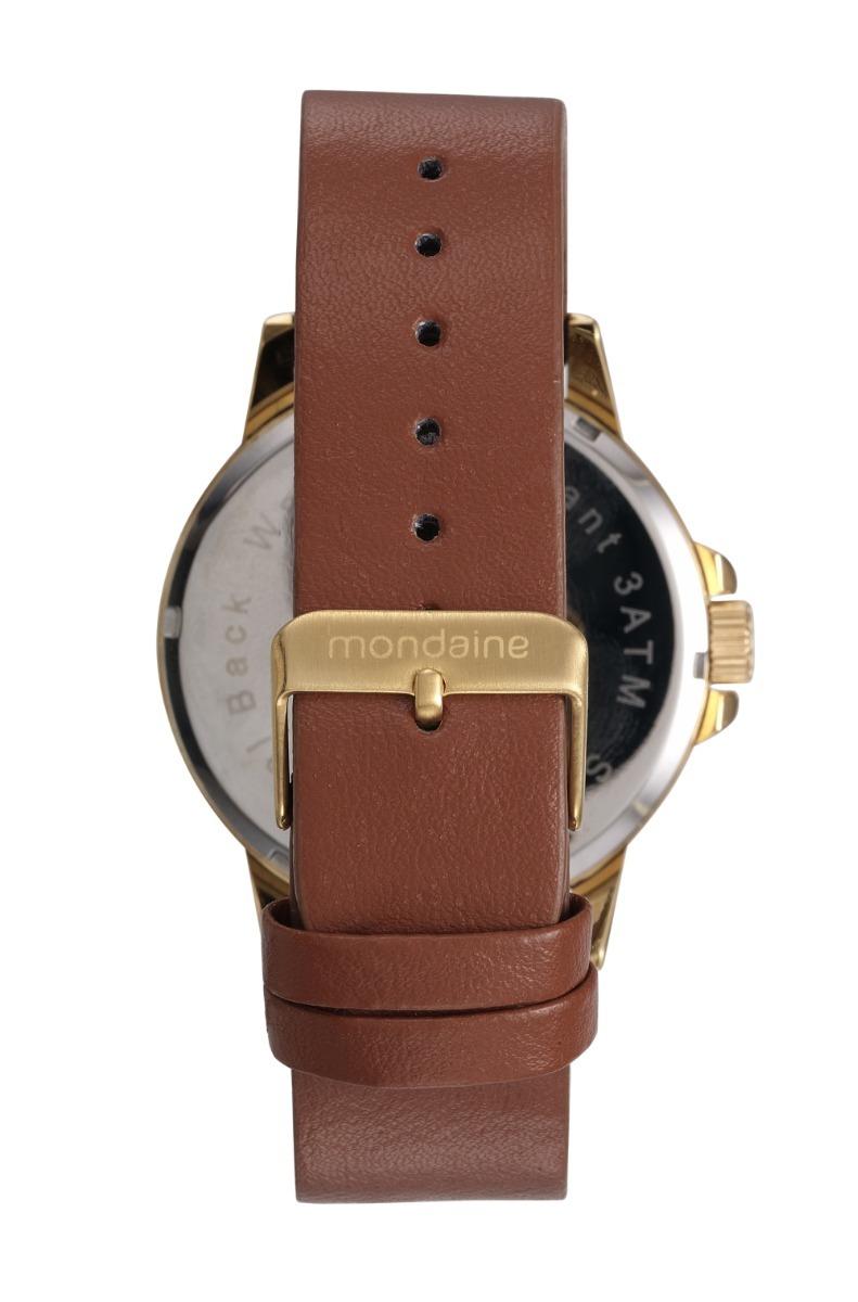e66da220e27 Relógio Masculino Mondaine 99225gpmvdh1 Promo Verão - R  170