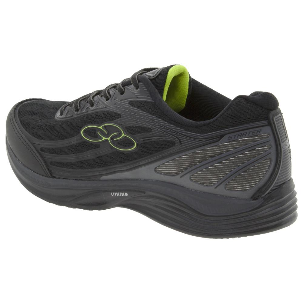 cdee538496 Carregando zoom... tênis masculino starter preto chumbo olympikus - 341