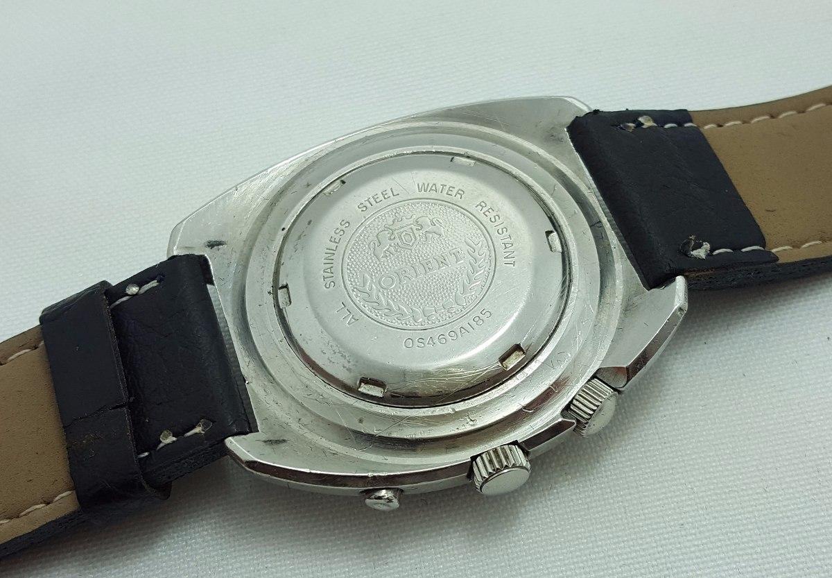 3a1f13a1fb0 Relógio De Pulso Masculino Orient 3 Chaves Hora Mundial - R  499