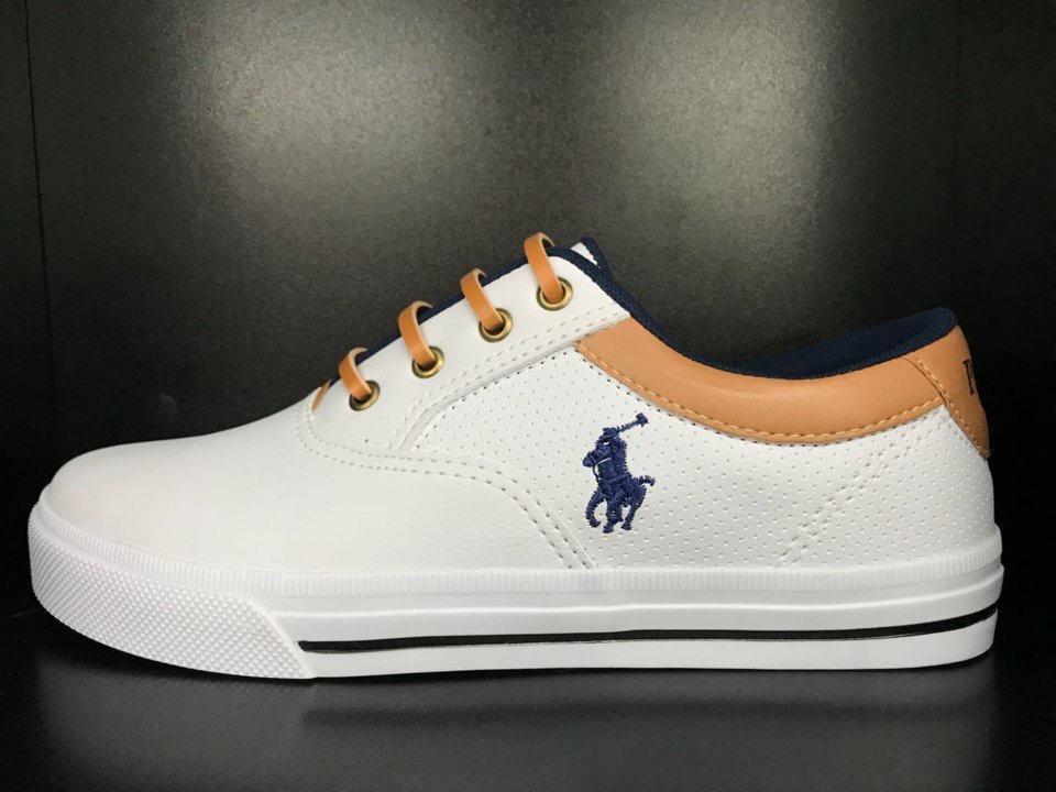 19d129f021 Tenis Masculino Polo Ralph Lauren Promoção Lançamento - R$ 120,00 em ...