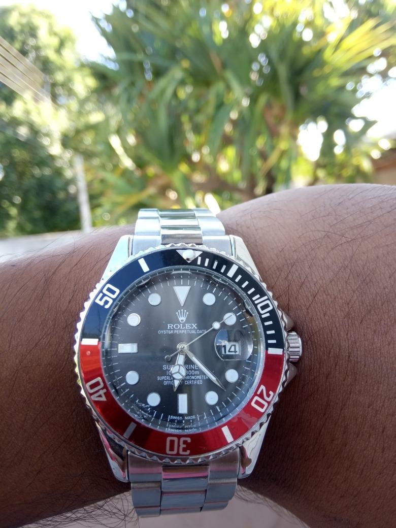 776e84864ac Relogio Masculino De Pulso Importado Aço Barato Bonito - R  120