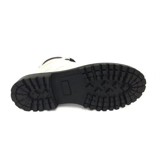 94e39bbbb7 ... adventure cano médio branco · bota coturno masculino sapato · masculino  sapato bota coturno