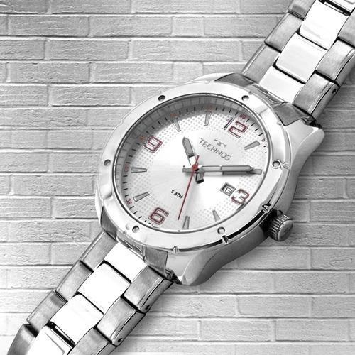 740dc6bb05821 Kit Relógio Masculino Technos Com Mochila Advert - R  199