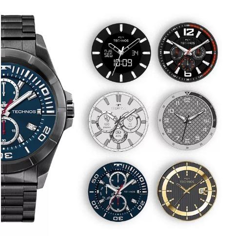 masculino technos relógio · relógio masculino technos connect smartwatch  srac 4p preto e2ad8695d2