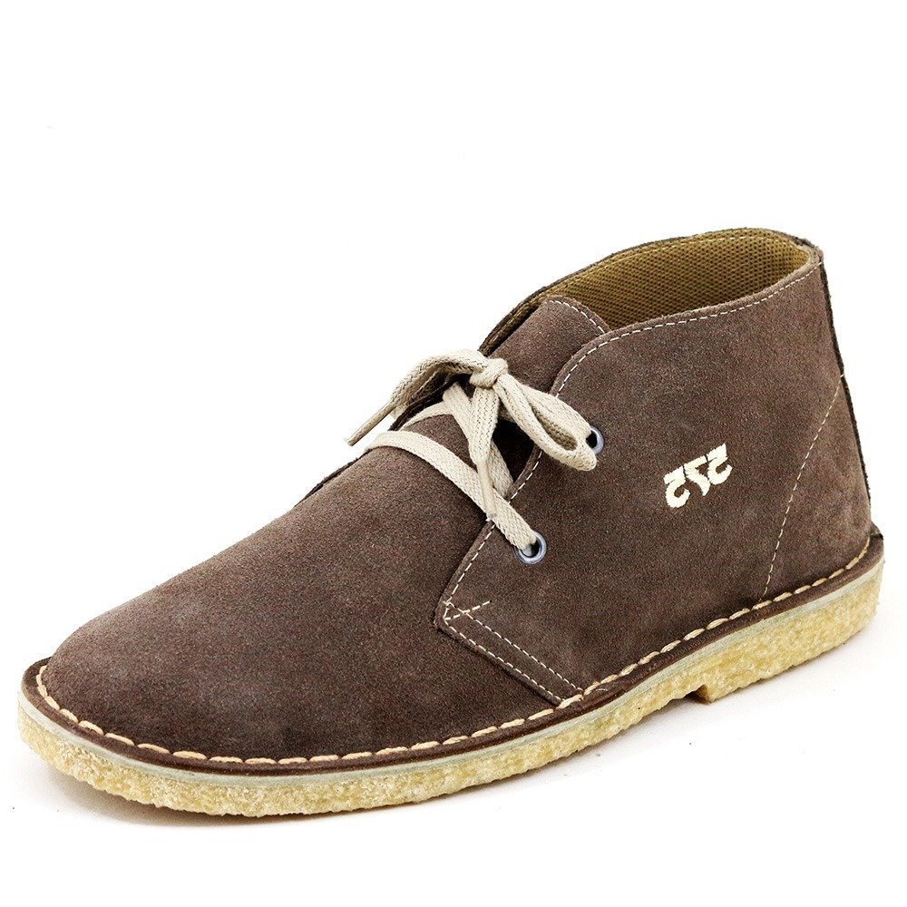 7173f0722c Carregando zoom... 2 sapato masculino tênis camurça crepe cor caramelo tipo  775