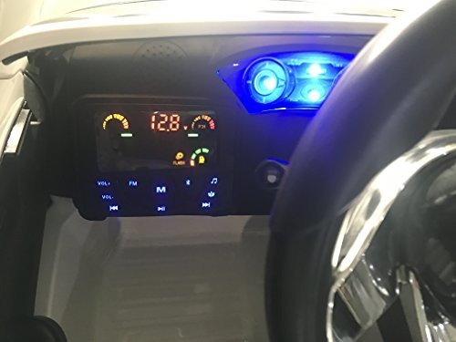 Alfieri De Maserati Ride Eléctrico On Juguete Coche Premium H9YE2WDI