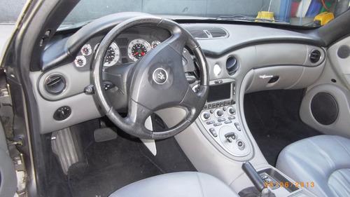 maserati coupé 4.2 cambiocorsa v8 gasolina 2 p
