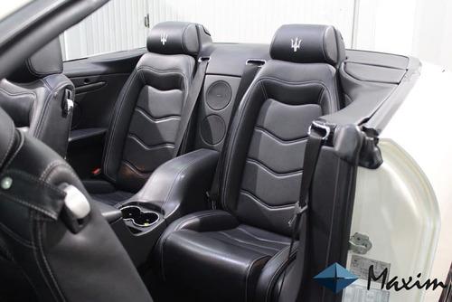 maserati grancabrio 4.7 v8 32v gasolina 2p automático