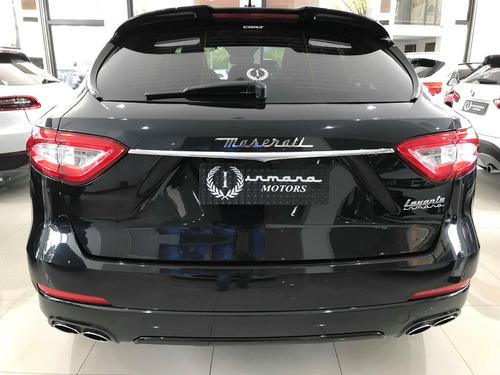 maserati levante 3.0 v6 turbo gasolina s q4 automatico