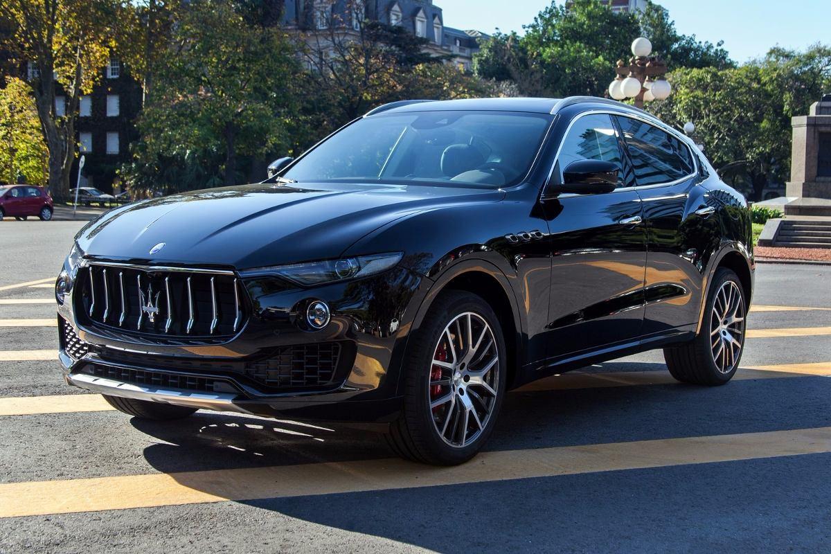 Maserati Levante S 0 Km 2017 430 Cv - U$S 195.000 en Mercado Libre