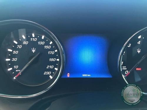 maserati quattroporte gts 3.8 v8 aut./2014