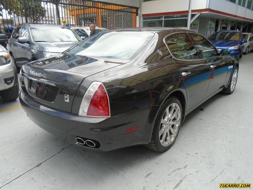 maserati quattroporte tp 4200cc v8