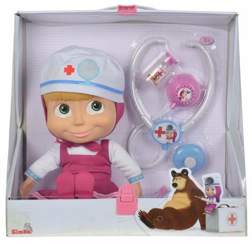 masha doctora  jugueteria bunny toys