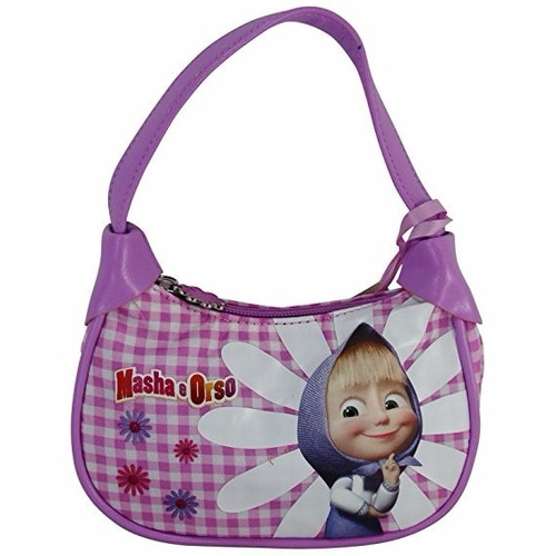 masha y el oso masha and bear bag handbag kid girl