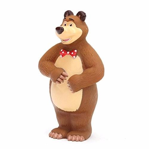 masha y el oso masha and the bear plastic bear 10 cm