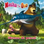 masha y el oso. ¡vamos de pesca!(libro infantil)