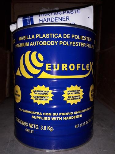 masilla plastica euroflex
