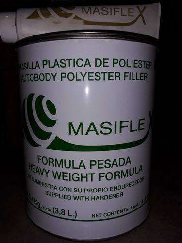 masilla plastica masiflex