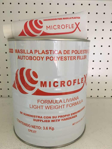 masilla plástica microflex galón