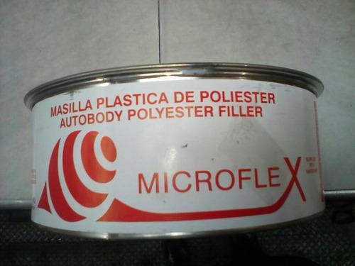 masilla plastica.microflex de 1/4