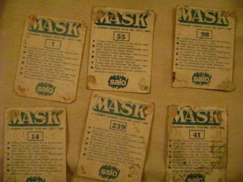 mask laminas del alum