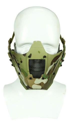 mask mascara tmc jay casco tactico gotcha paintbal airsoft
