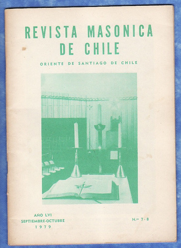 mason - revista masonica de chile - setiembre - octubre 1979
