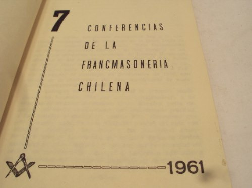 masoneria conferencias chilena 1961