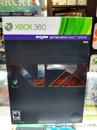 mass effect 3 collector edition para xbox 360