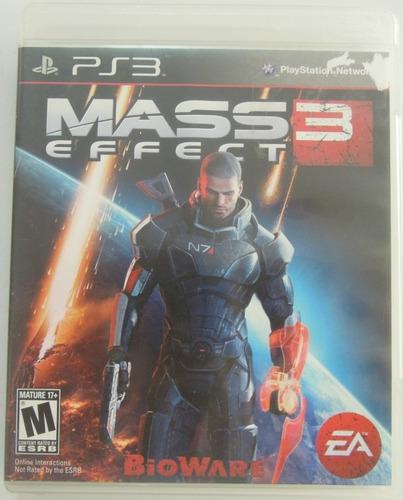mass effect 3 para ps3, playstation 3